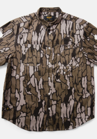 10 Deep - S/S BIG 10 BUTTONDOWN
