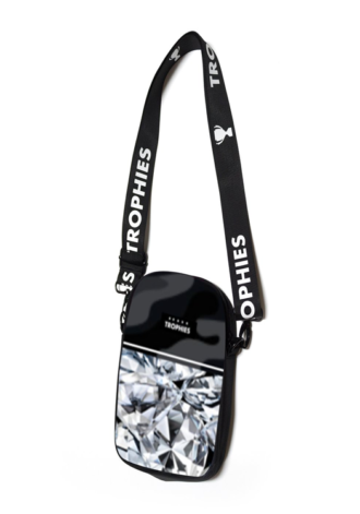 TROPHIES LA Diamond Sling Bag