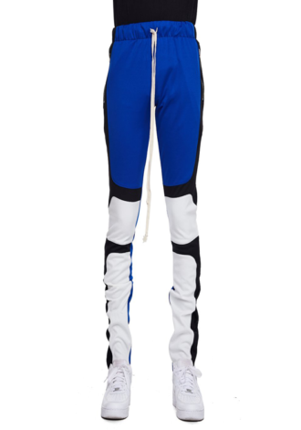EPTM Motocross Pants Blue/Black/White