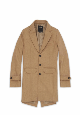 REASON Camel Overcoat