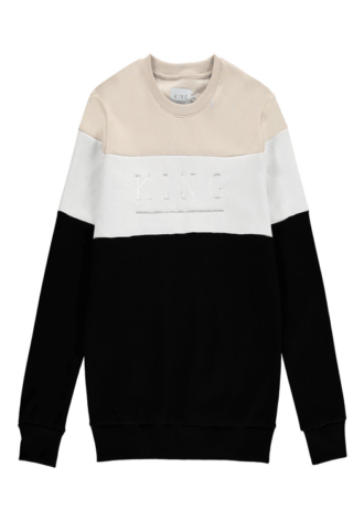 KING APPAREL Shadwell Sweatshirt - Black