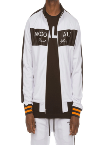 AKOO Drone Jacket White
